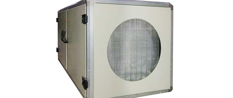 دستگاه باکس فیلتر بهداشتی