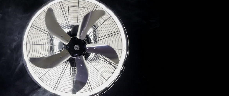 روش انتخاب هواکش صنعتی