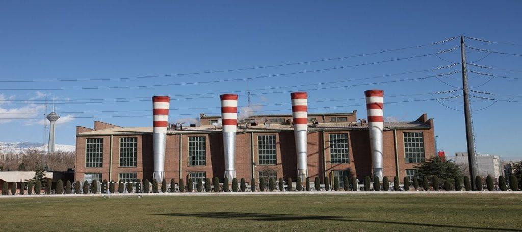 نیروگاه برق آلستوم (تهران) - طراحی