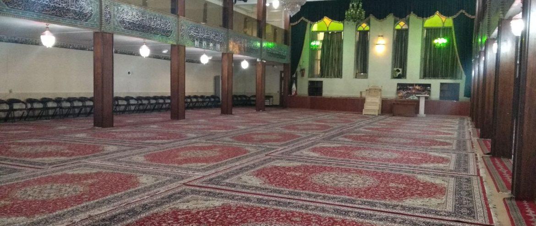 سیستم تهویه هوای مساجد و حسینیه ها