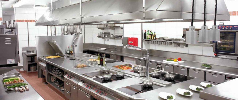 سیستم تهویه رستوران و آشپزخانه صنعتی