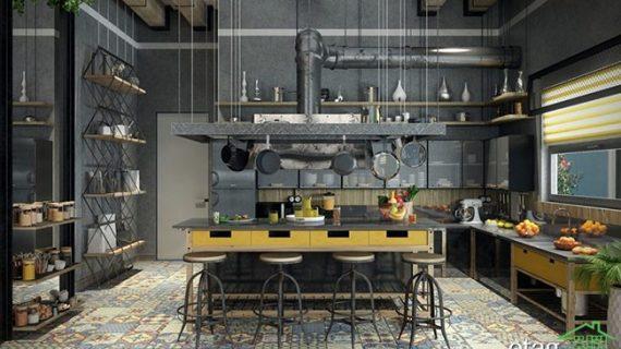 ۲۰ طراحی برتر آشپزخانه صنعتی