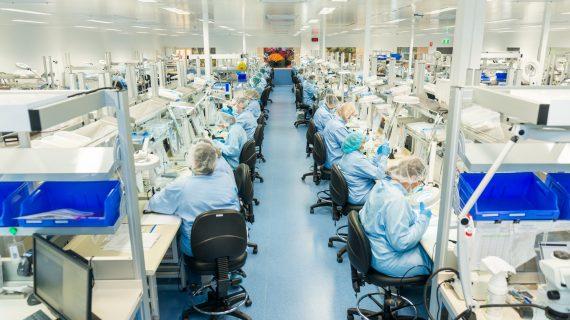نقش مهم هواکش صنعتی در صنعت دارو سازی