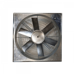 هواکش آکسیال صنعتی مدل AET شرکت مکنده دمنده