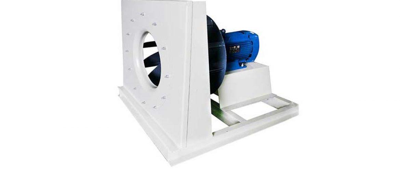 دستگاه پلاگ فن صنعتی مدل PBT
